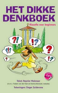 Het Dikke Denkboek voorzijde