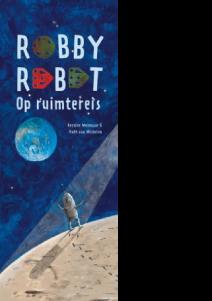 Robby Robot op ruimtereis